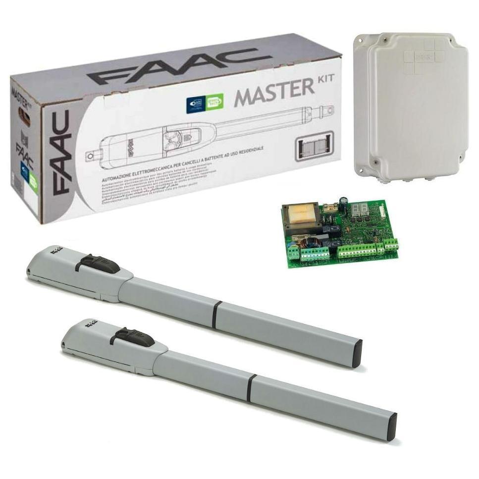 Комплект привода для распашных ворот FAAC 415 LLS 00192