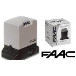 Привод для сдвижных ворот FAAC 740E 00184
