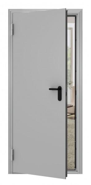 Дверь противопожарная одностворчатая ДПМ-ALF-01/60 00195