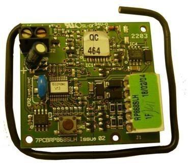 Радиоприемник 1-канальный встраиваемый с кодировкой SLH 11125