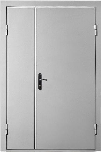 Дверь противопожарная двухстворчатая ДПМ-ALF-02/60 11138
