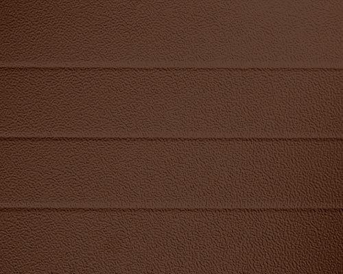Панель 475мм Нстукко/Нстукко корич(RAL8014)/бел(RAL9003) (п/м)