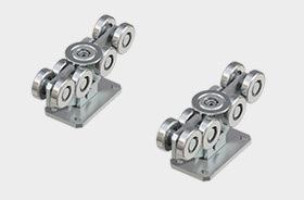 Опора роликовая для балки 138х144х6 DHS20220