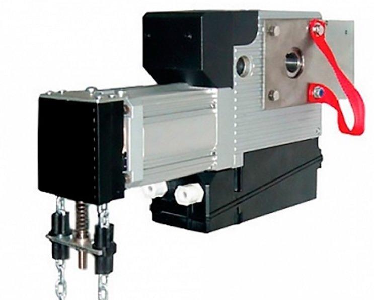 Комплект  привода  осевого промышленного 540X BPR  XB300