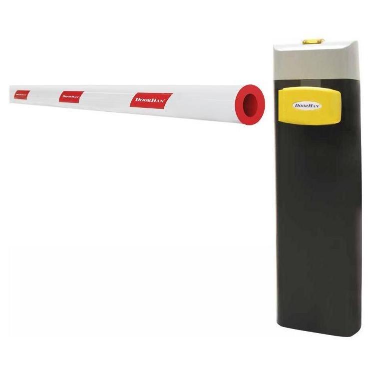 Комплект базовый шлагбаума BARRIER N-4000R круглая стрела 4м (DOORHAN) 00152