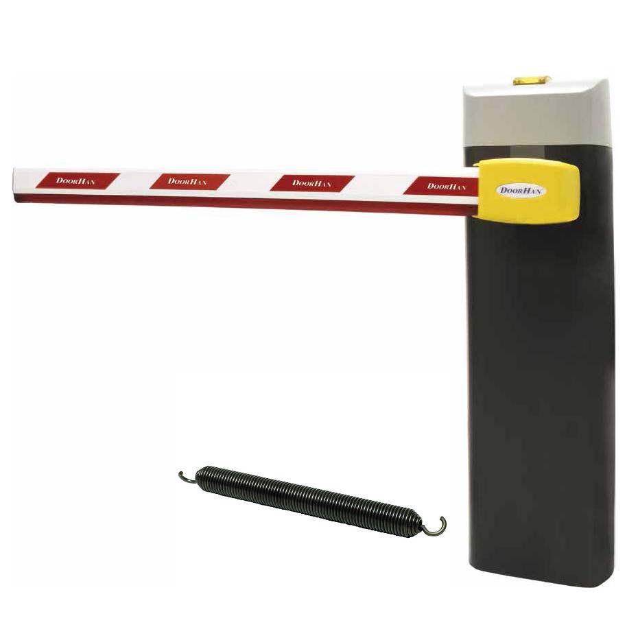 Комплект базовый шлагбаума BARRIER N-5000LED стрела 5м с подсветкой (DOORHAN 00151
