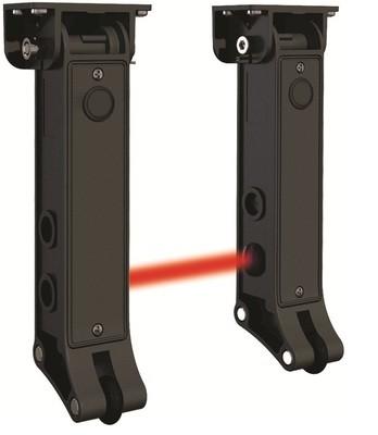 Комплект бесконтактной кромки безопсности для секционных ворот