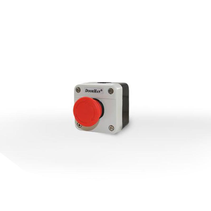 Кнопка STOP для аварийной остановки привода (DOORHAN) 11424