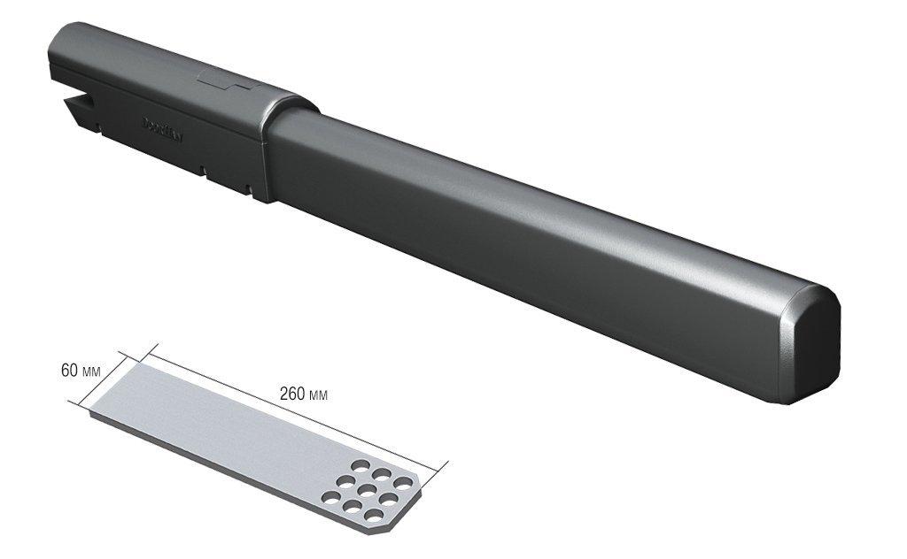 Привод линейный Swing-5000PRO для открывания ворот наружу 11426