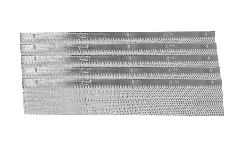 Комплект зубчатых реек RACK-8 (50 штук) 11444
