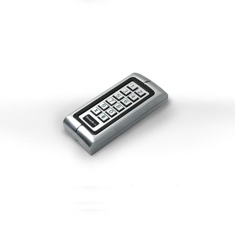 Антивандальная кодовая клавиатура Keycode со встроенным считывателем карт 11451