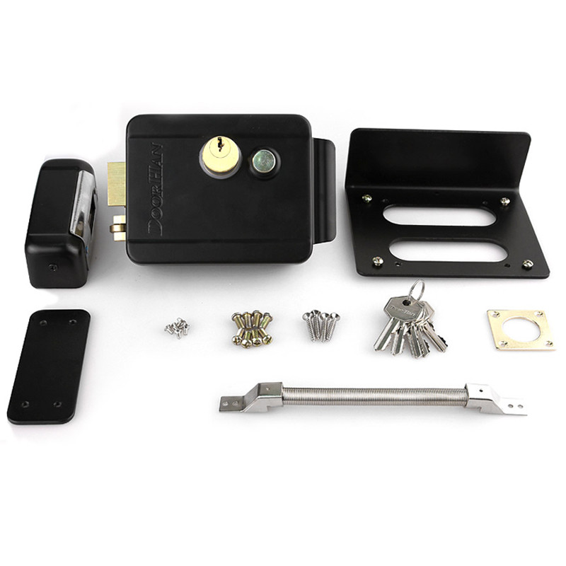 Комплект замка электромех. для открывания во внутрь DH-LOCK-KIT (с трансформатором)
