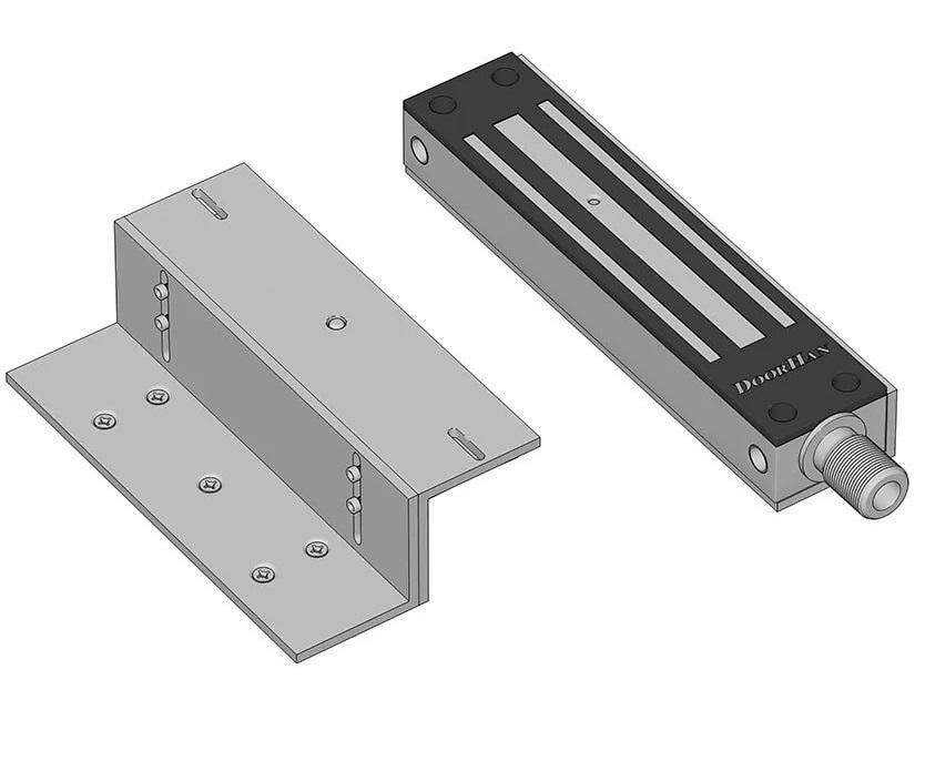 Комплект замка электромагнитного Mag-LOCK-KIT 11456