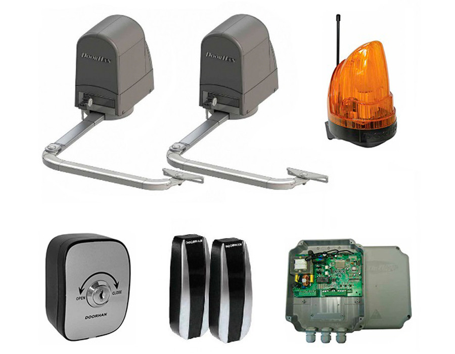 Комплект базовый привода рычажного ARM-230 KIT 11212