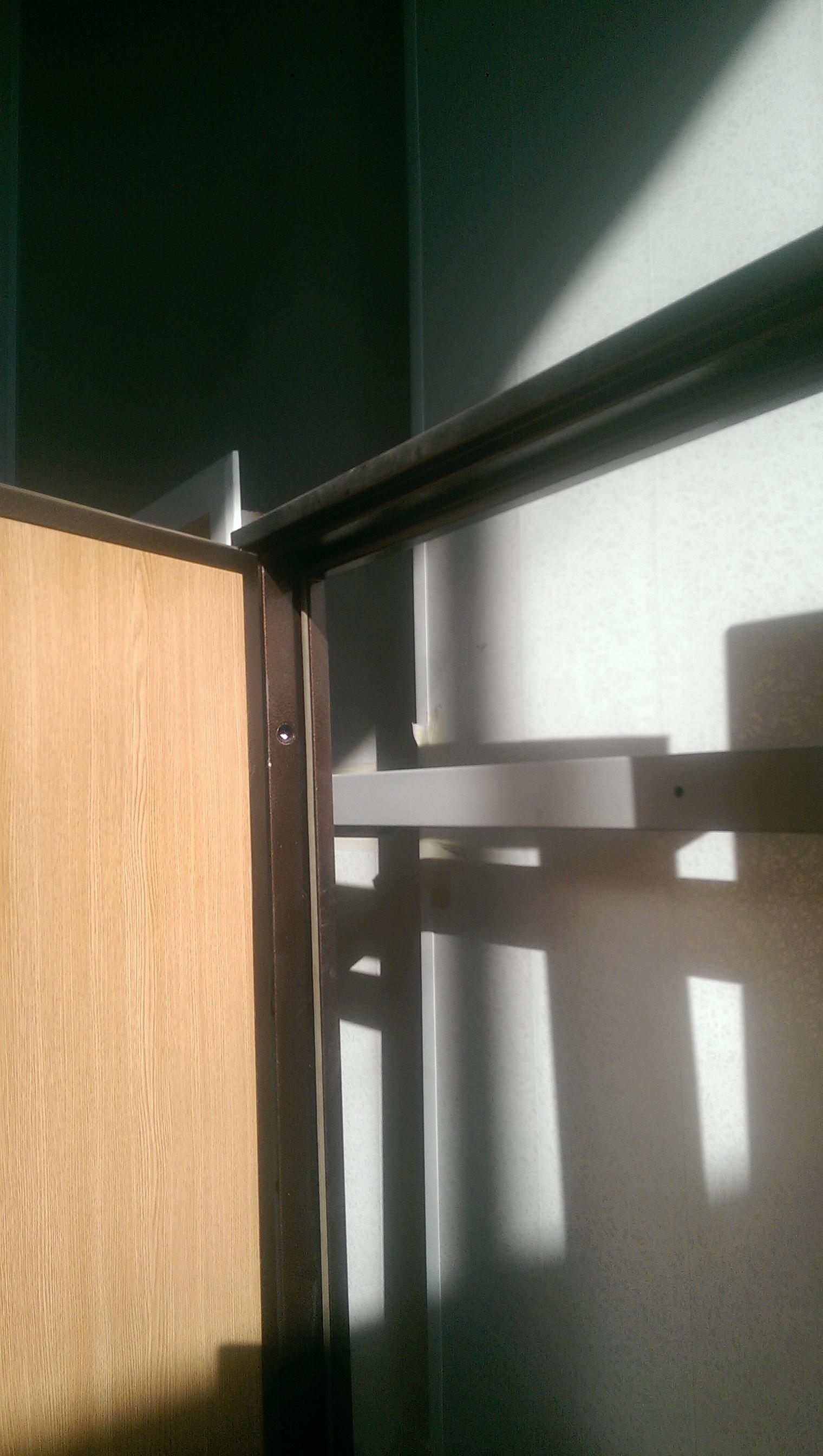 """Входная дверь """"Практик"""" 2020х990 левая"""