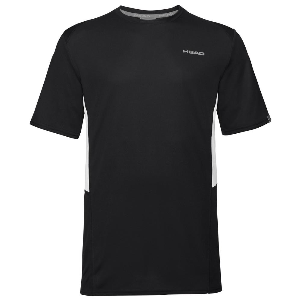 Head Boys Club Tech T-Shirt - Black