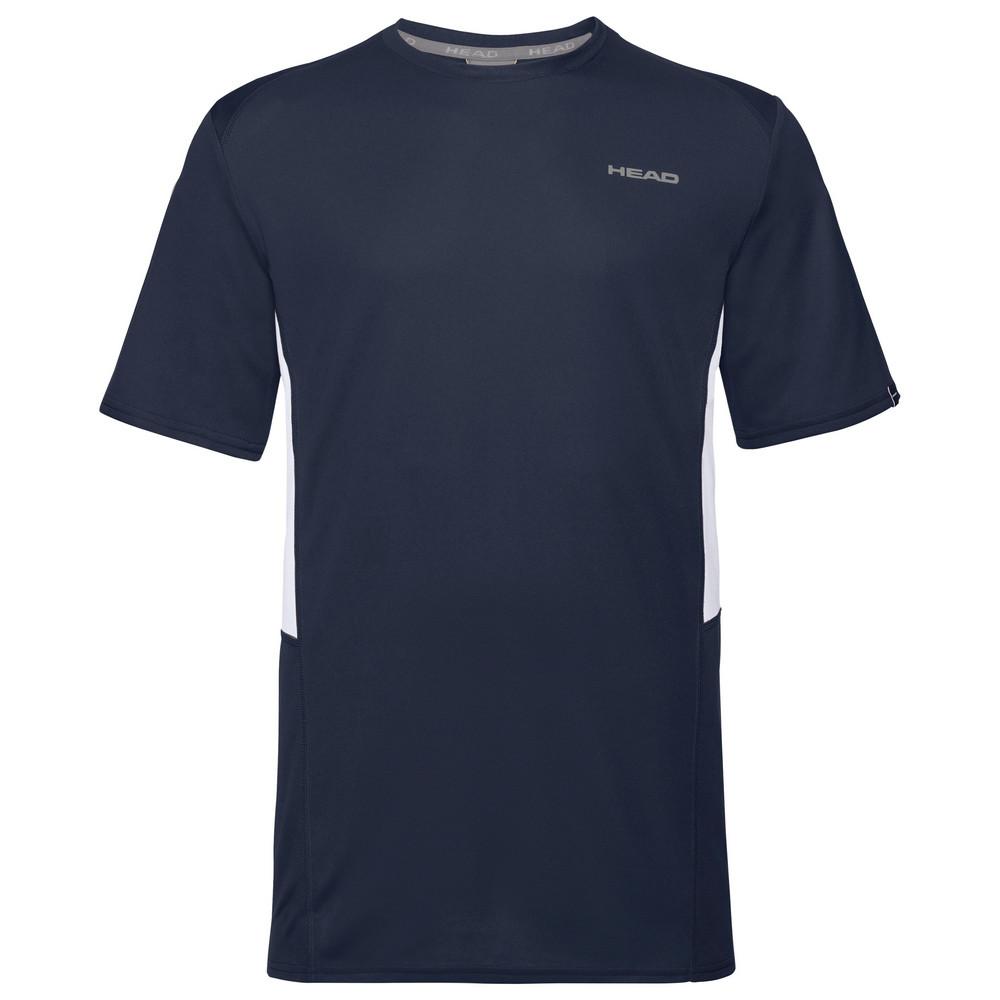 Head Boys Club Tech T-Shirt - Dark Blue