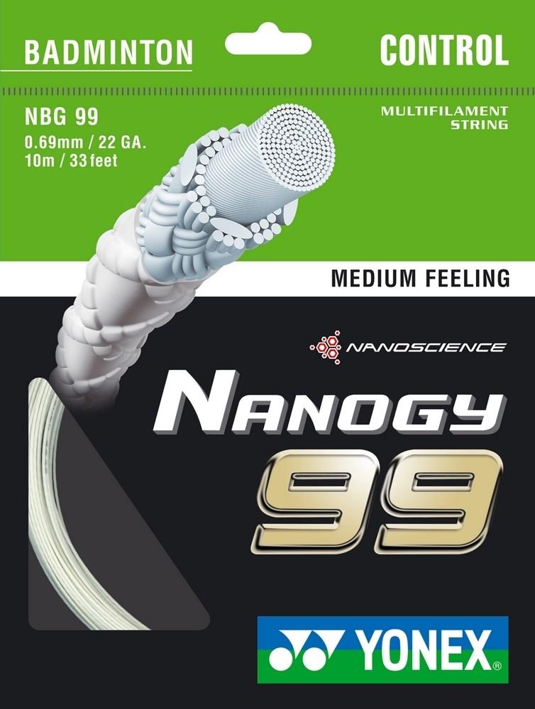 Yonex Nanogy 99 Badminton String Set