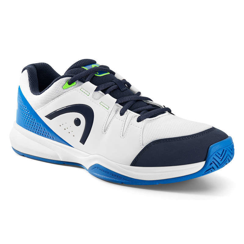 Head Grid 3.0 Court Shoe - White/Blue