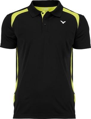 Victor Function Polo Shirt Unisex - Black