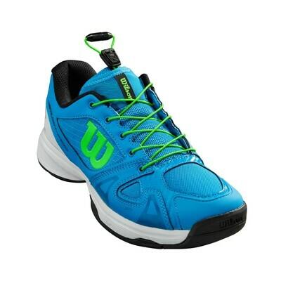 Wilson Rush Pro QL Junior Tennis Shoes - Blue