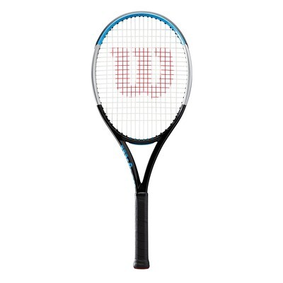 Wilson Ultra 100L V3 - Black/Blue