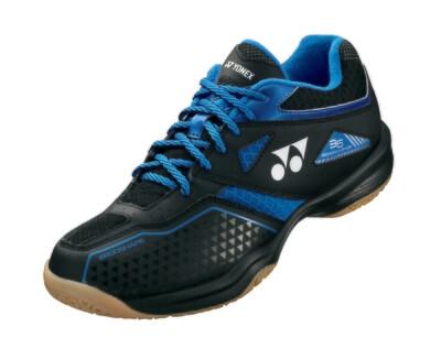 Yonex Power Cushion 36 - Black/Blue