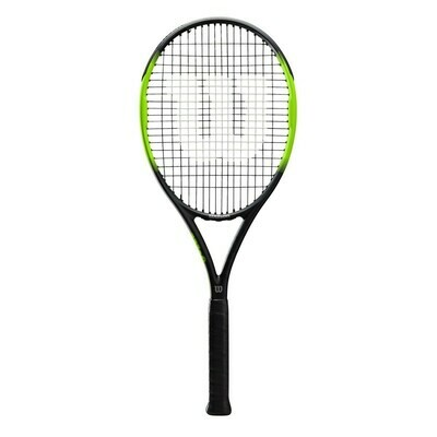 Wilson Blade Feel 105 - Black/Green