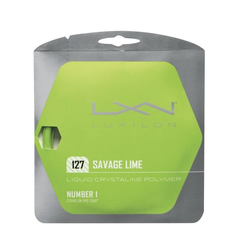 Luxilon Savage 127 Tennis String