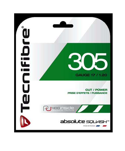 Tecnifibre 305 Squash String Set