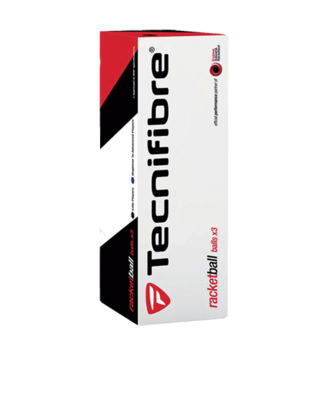 Tecnifibre Racketballs -3 Pack