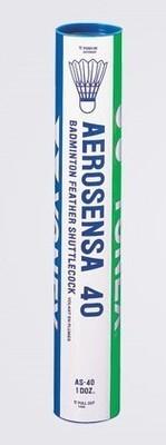 Yonex Aerosensa 40 Feather Shuttlecocks