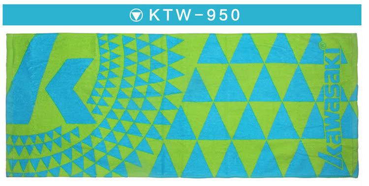 Kawasaki KTW-950 Sports Towel