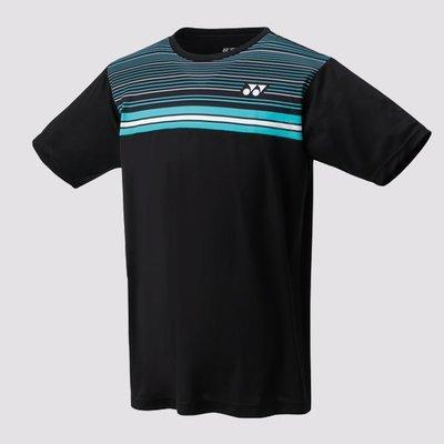 Yonex Men's T Shirt 16347 - Black