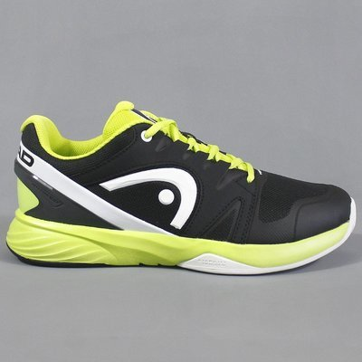Head Nitro Team - Black/Lime