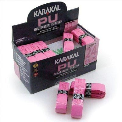 Karakal PU Grips Box 24 - Pink