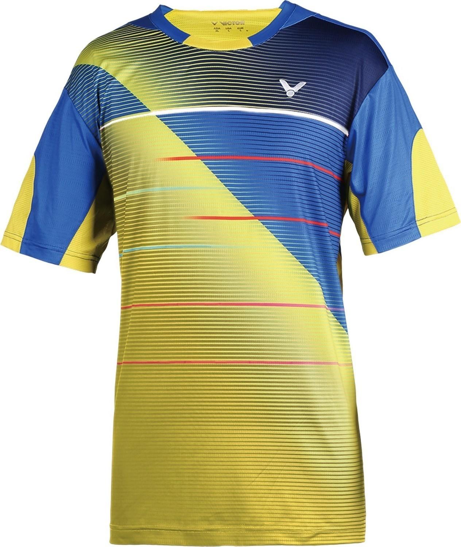 Victor Korea Team Shirt Unisex Yellow