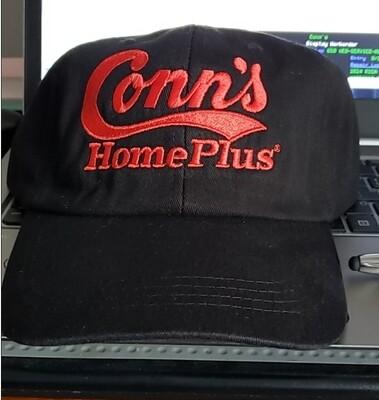 Conn's Black Wool-Blend Cap