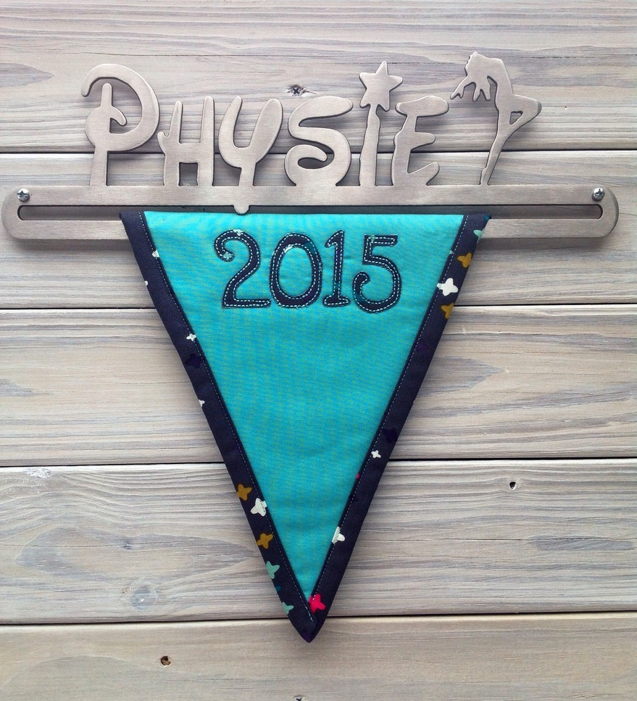 2015 Mint Green Medal Bunting NOW 40% OFF