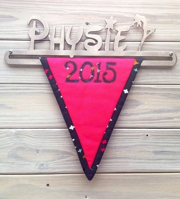 2015 Pink Medal Bunting NOW 40% OFF