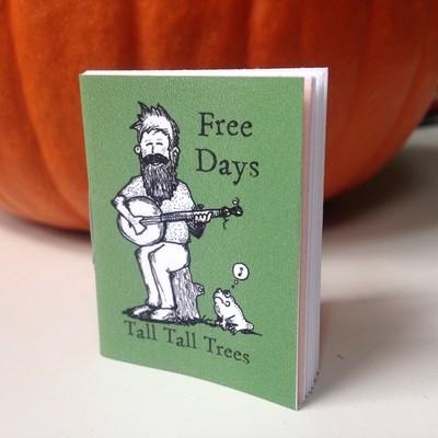 Free Days mini-book