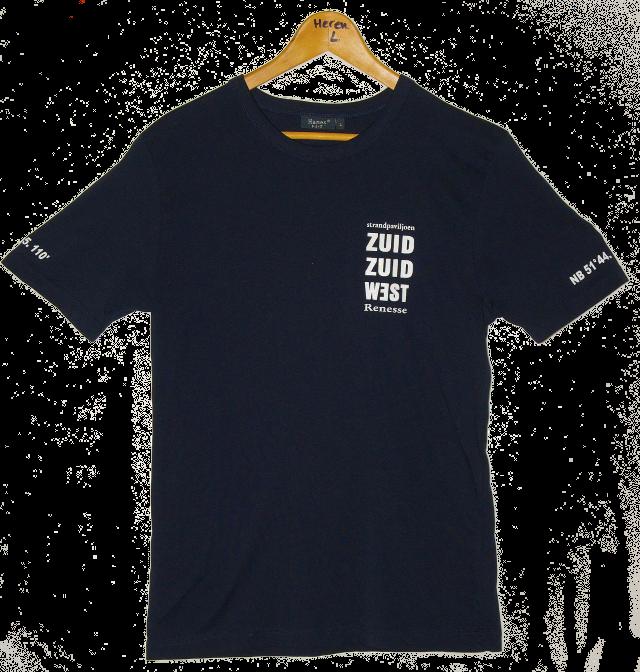 Zuid Zuid West Heren t-shirt