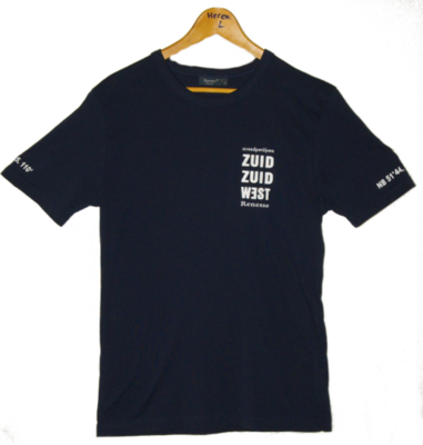 Zuid Zuid West Heren t-shirt