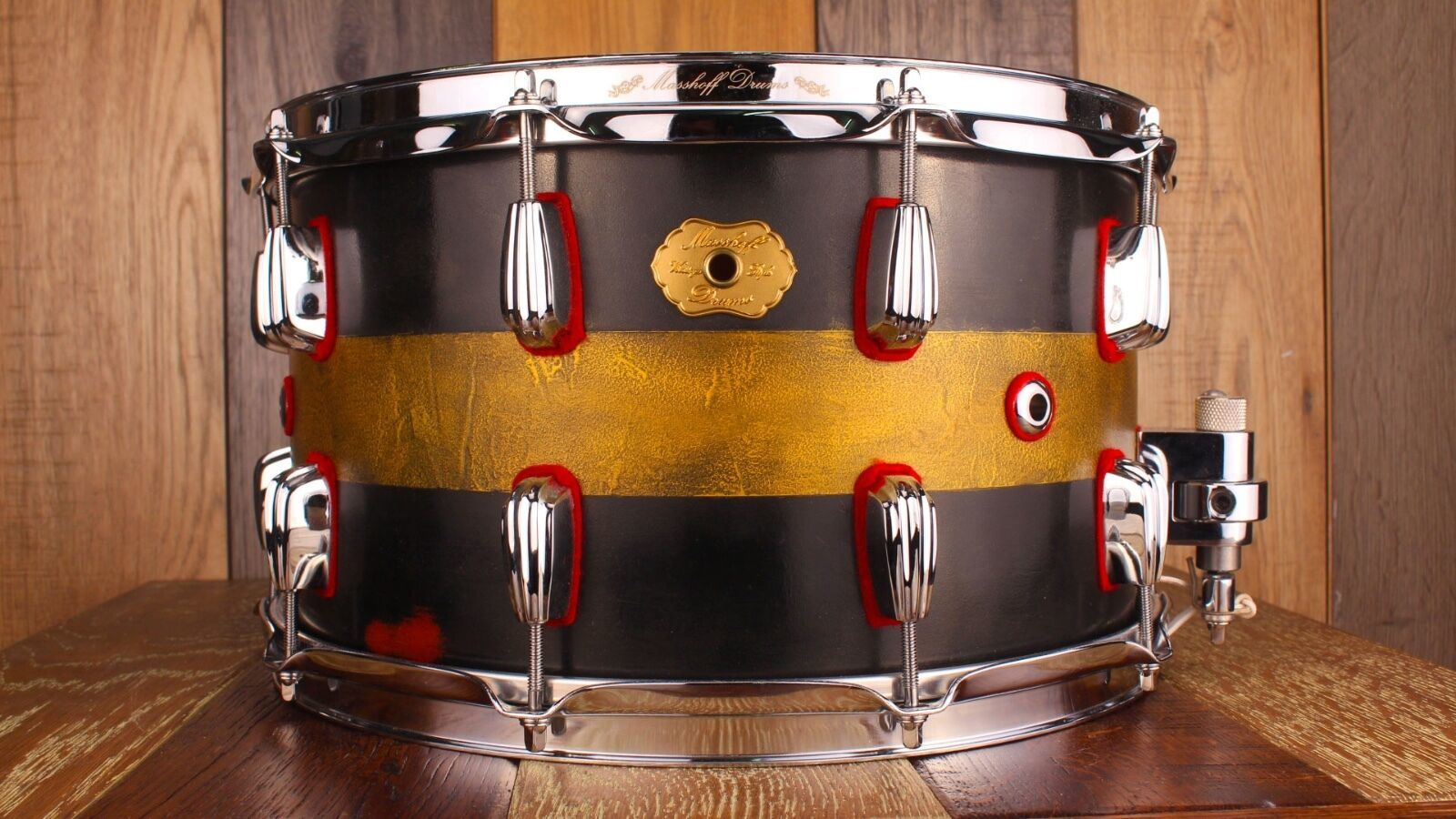 Masshoff Drums DIECAST Series / Big Chief Duco