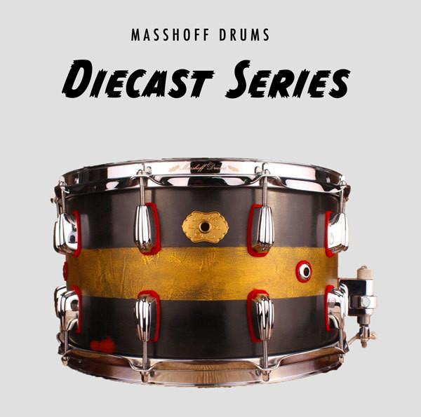 Masshoff Drums DIECAST Series / Big Chief Duco