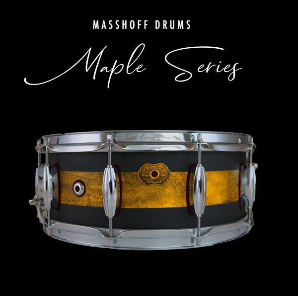 Masshoff Drums Maple Series / Poinciana Duco 00066