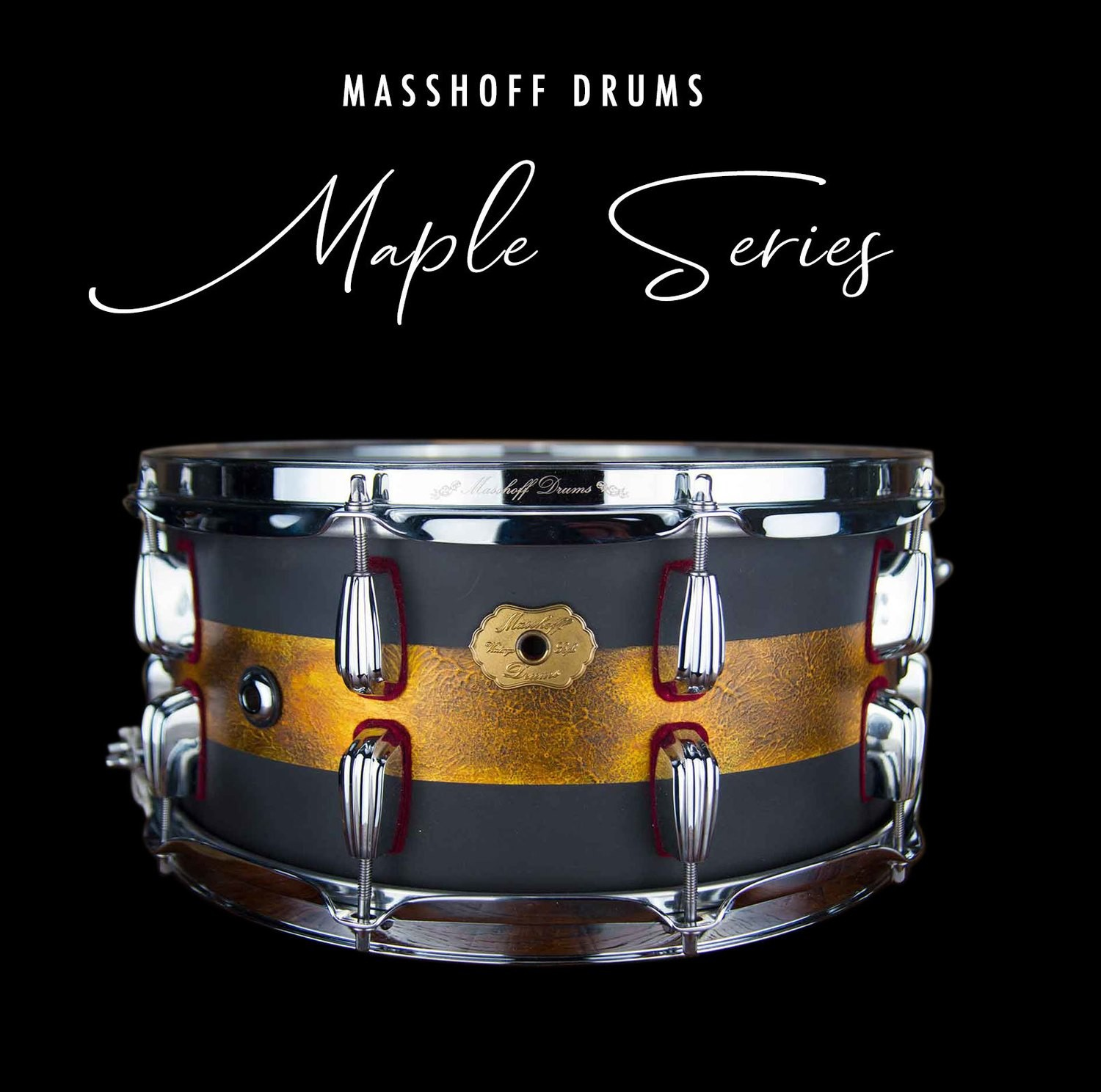 Masshoff Drums Maple Series / Avalon Duco