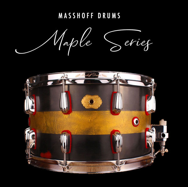 Masshoff Drums Maple Series / Big Chief Duco ​ 00077