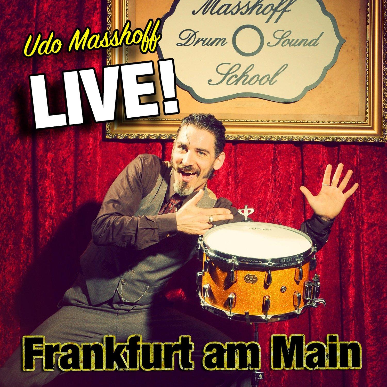 Drumtuning Masterclass Workshop in Frankfurt am Main, 13.01.2019