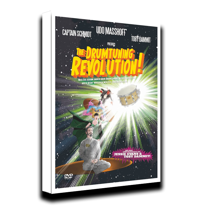 The Drumtuning Revolution / DVD (Deutsche Sprache)